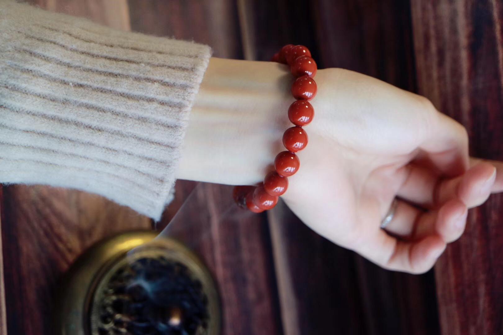 【南红玛瑙】精选南红珠串让每一天都红起来-菩心晶舍