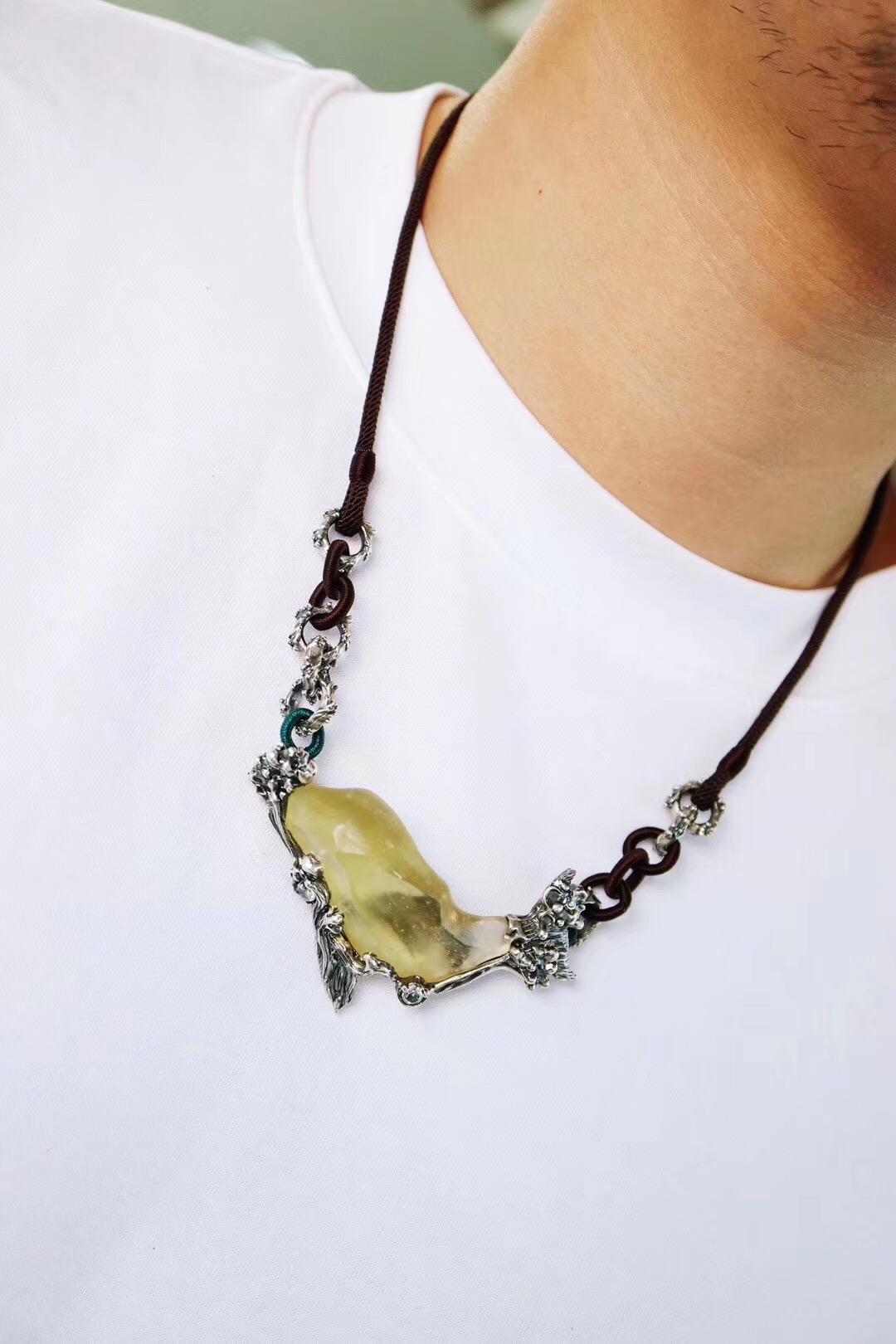 【利比亚黄金陨石】我们都有一个来自源头的心-菩心晶舍