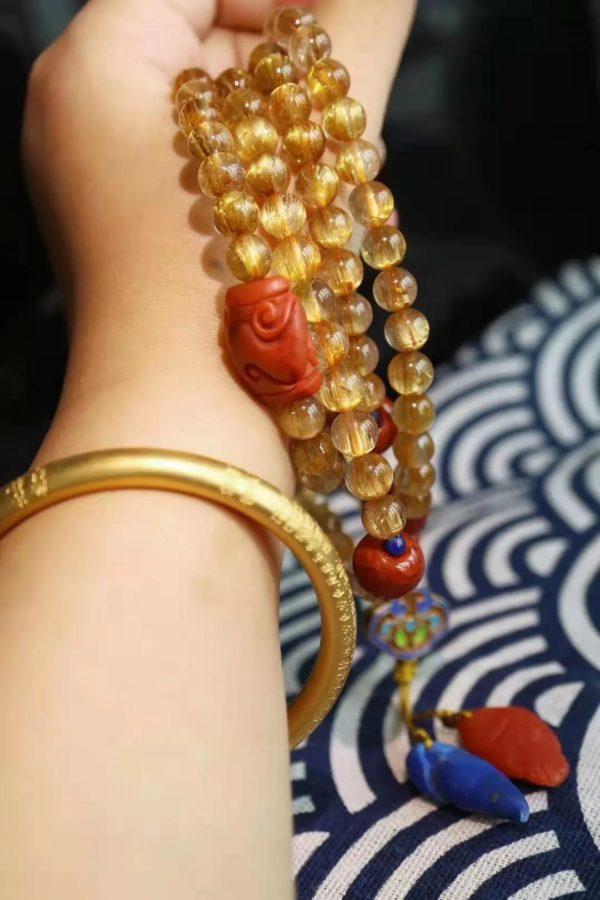 什么是佛珠?关于佛珠的起源-菩心晶舍