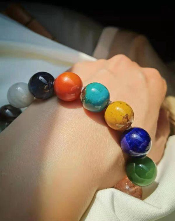 【客户返图】每一条菩心多宝珠都在提醒主人,要热爱这个世界-菩心晶舍