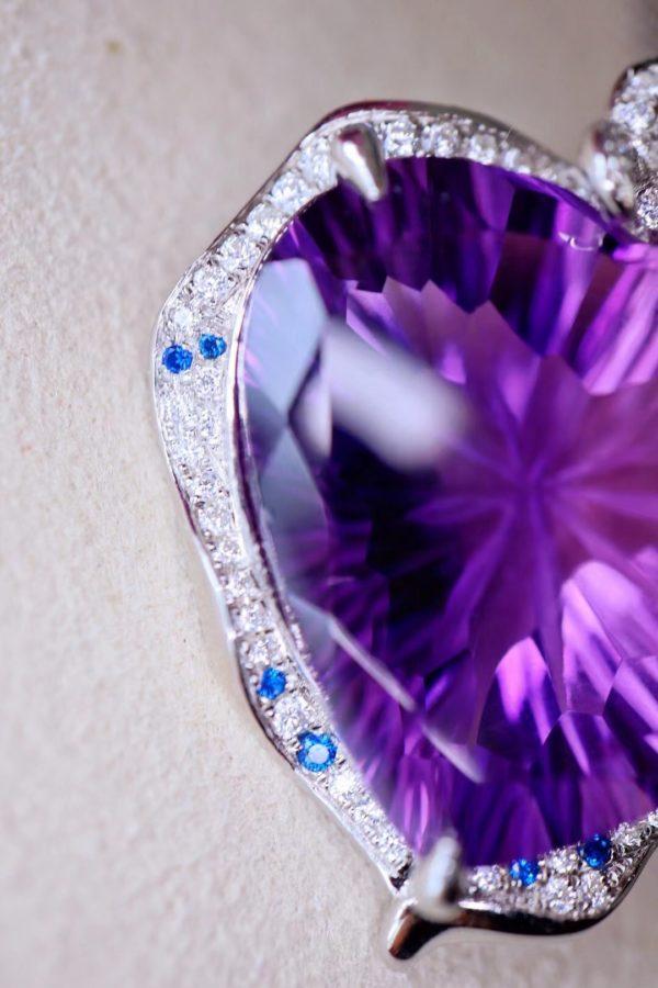 紫水晶说,你身上有我余生的味道-菩心晶舍