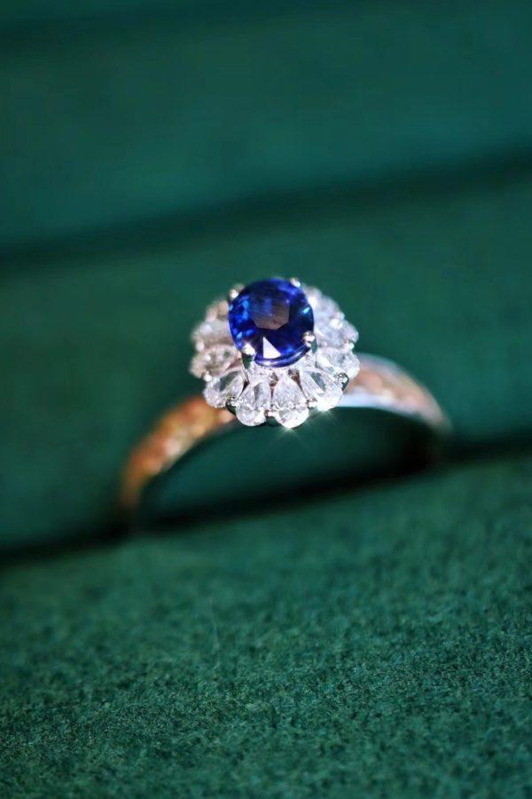 为什么英国皇室总是将蓝宝石作为婚戒?-菩心晶舍