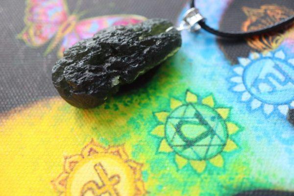 捷克陨石,放下恐惧带来疗愈和平静-菩心晶舍