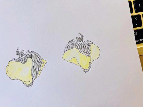 黄金陨石,自能生羽翼,何必仰云梯-菩心晶舍