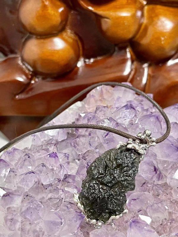 【客户返图】天然紫晶洞、 金耀石大貔貅、捷克陨石返图-菩心晶舍