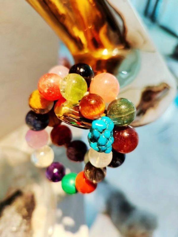 【客户返图】多宝珠子收藏家返图,多宝珠珠,无可替代的完美。-菩心晶舍