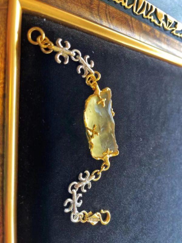 利比亚黄金陨石,你是夏日晚上两点半的星光-菩心晶舍