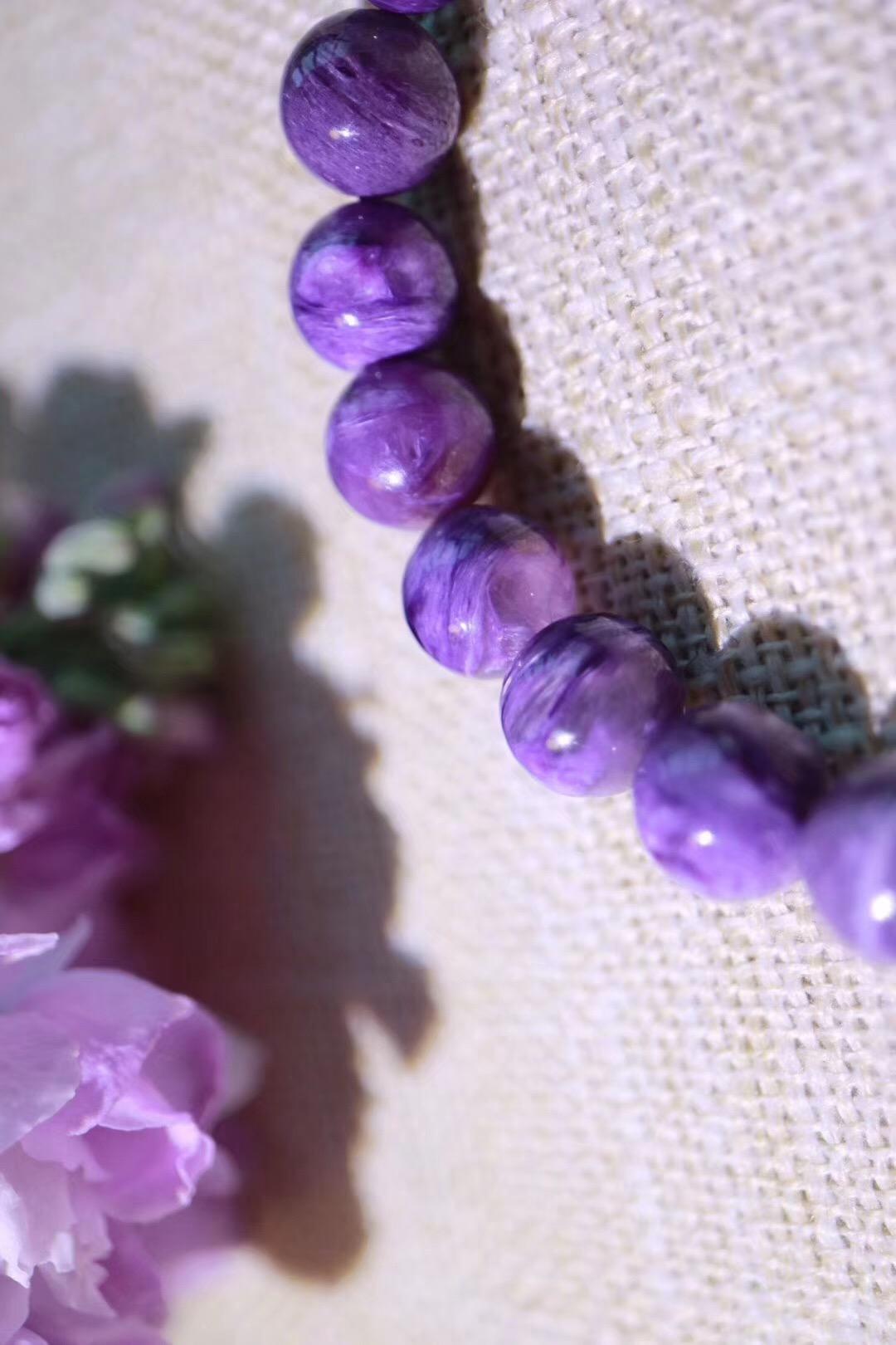 【菩心 | 舒俱来&紫龙晶】极具灵性,可带来灵感、创意-菩心晶舍
