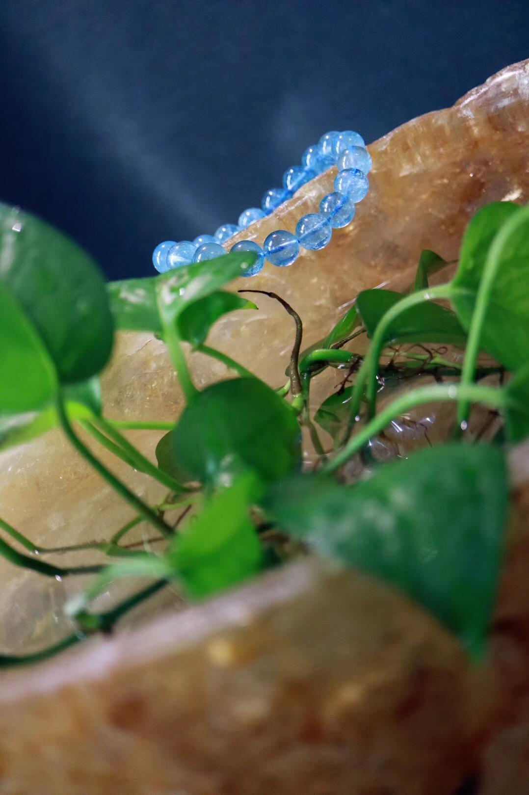 【白水晶聚宝盆】有招财聚气,生旺家宅风水的寓意~~-菩心晶舍