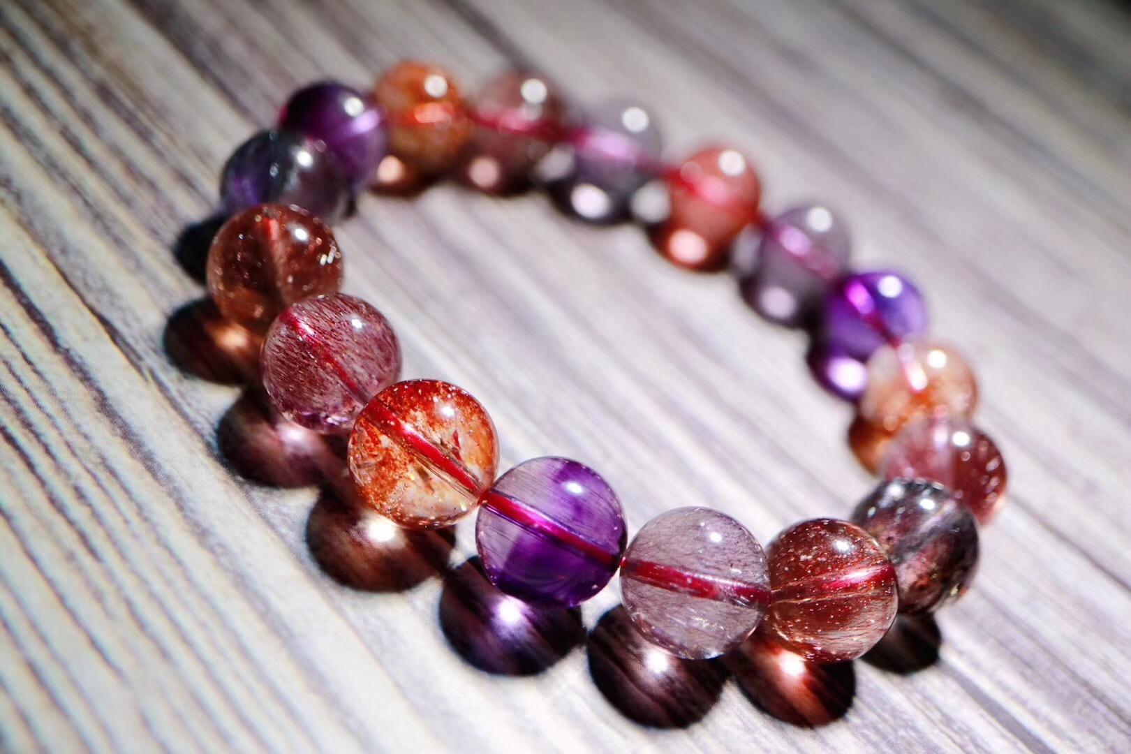 【极品超七|紫发晶】 美则美矣,梦幻至极又兼具灵气~-菩心晶舍