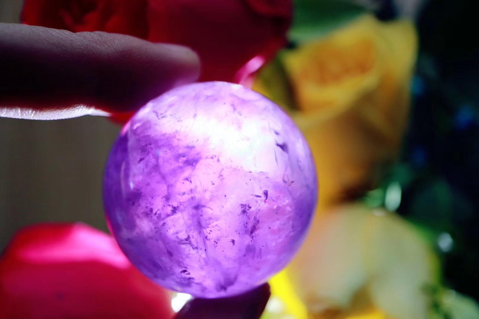 【菩心紫水晶🔮 | 七星阵】七星阵可大幅度放大紫晶的功效-菩心晶舍