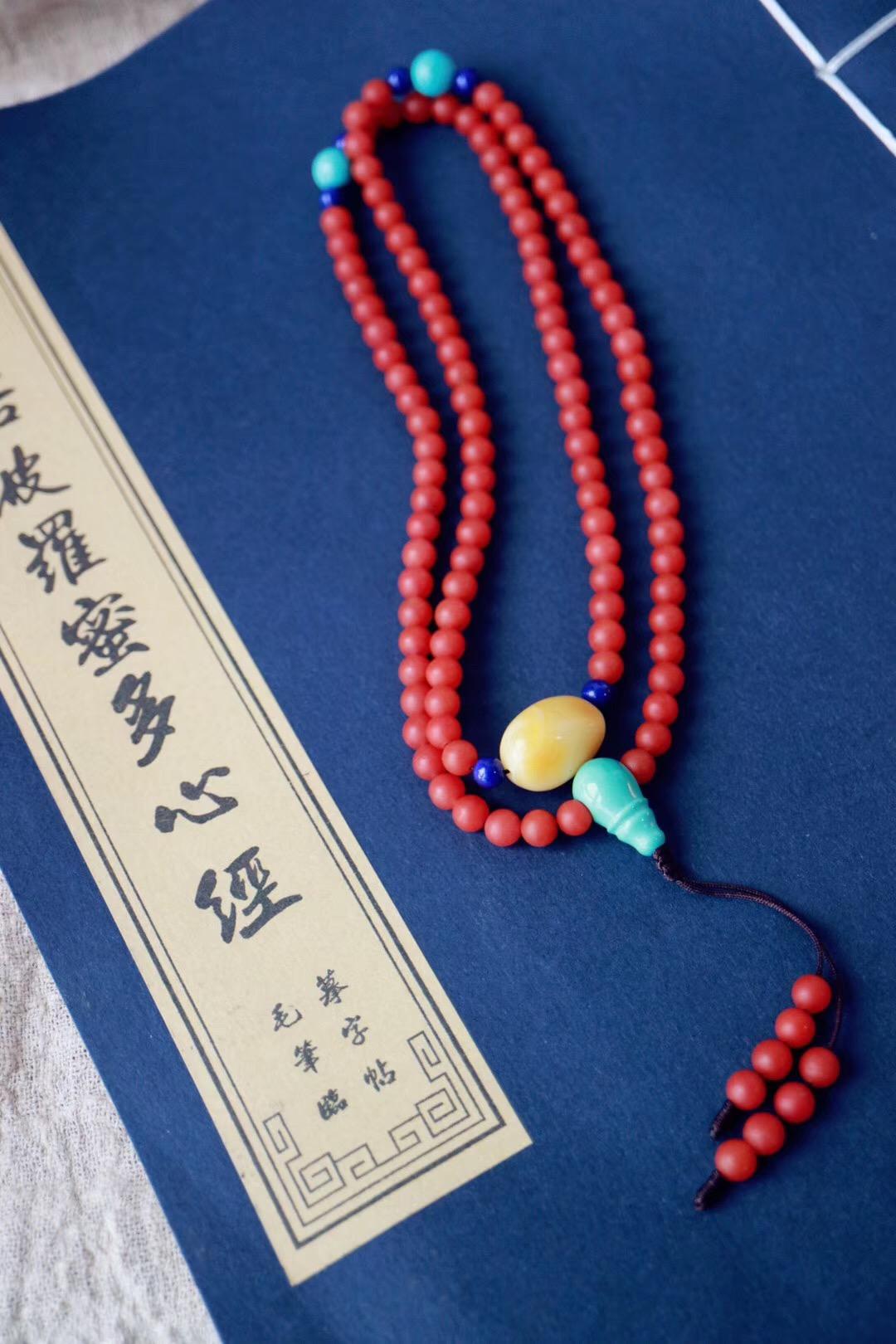 【菩心 | 保山南红】携带着国人喜好,遮不住的几千年的风韵-菩心晶舍