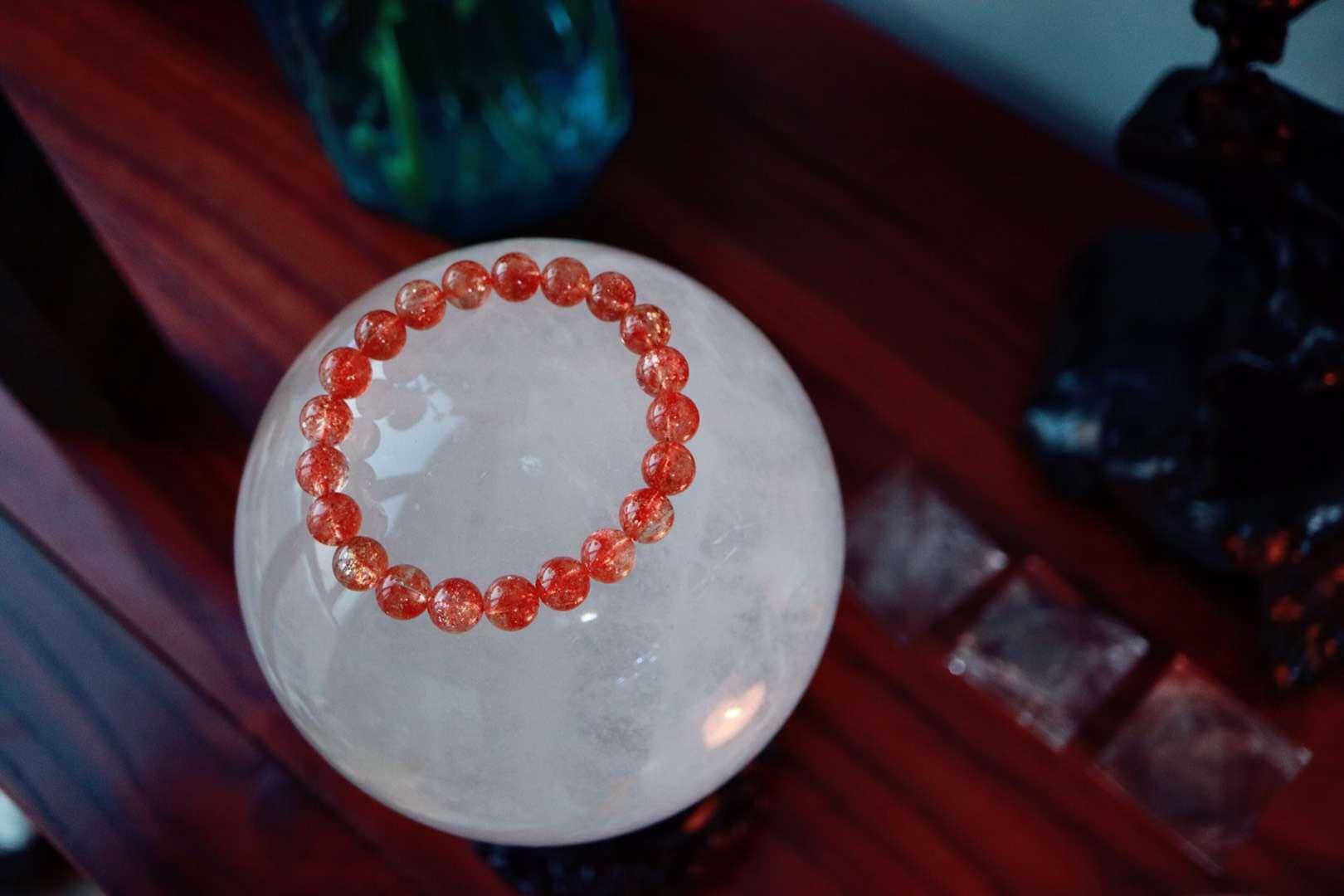 【菩心白水晶球|直径12.5cm】素有水晶之王的美誉,消磁净化的神器-菩心晶舍