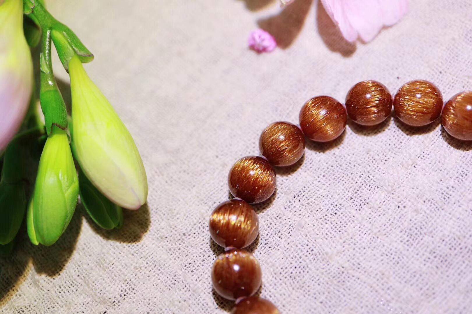 【菩心   铜发晶】寓意富贵、吉祥,辟邪、化是非、增强行动力-菩心晶舍