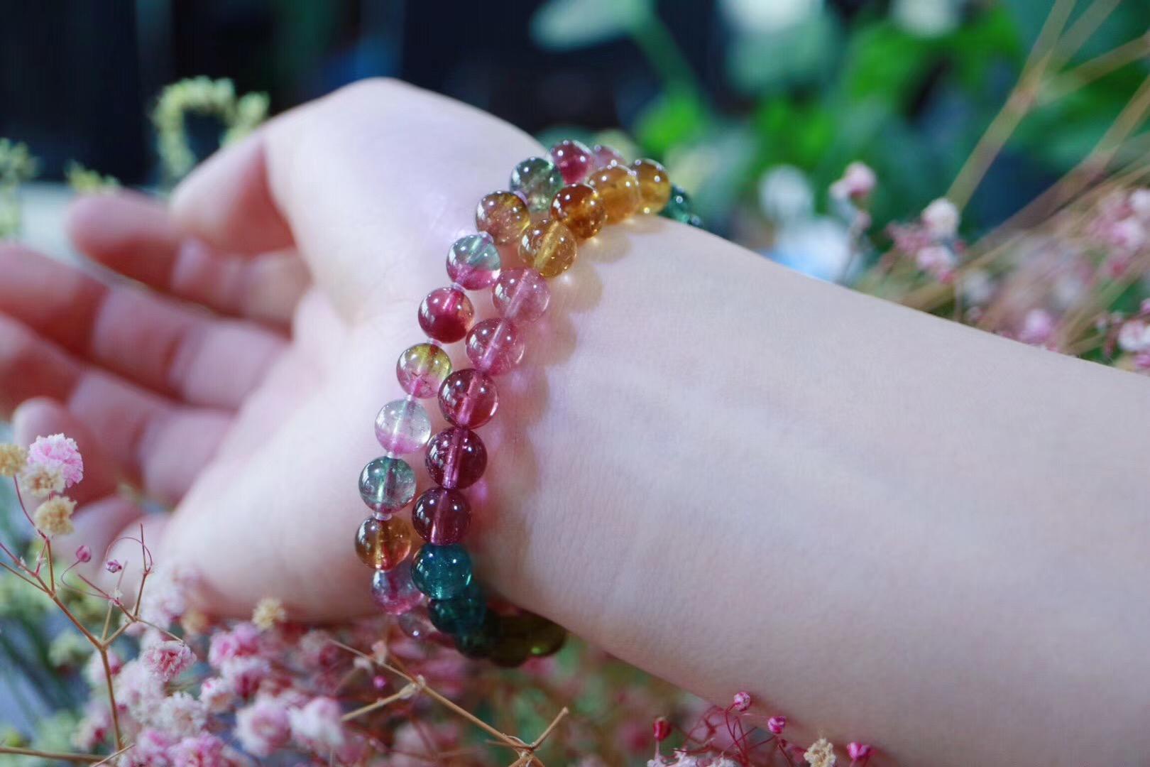 【菩心 | 碧玺】 西瓜vs彩虹, 你更爱谁?-菩心晶舍