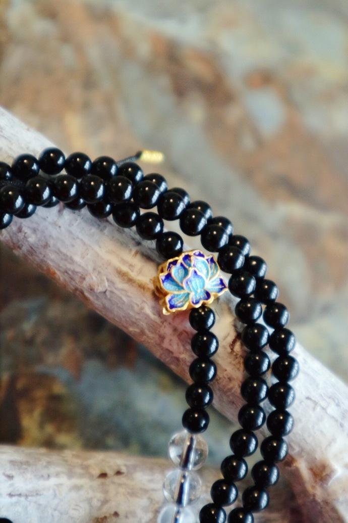 【捷克陨石】由爱而发的捷克陨石链,助你看到那个如彩虹般,美好的真相。-菩心晶舍