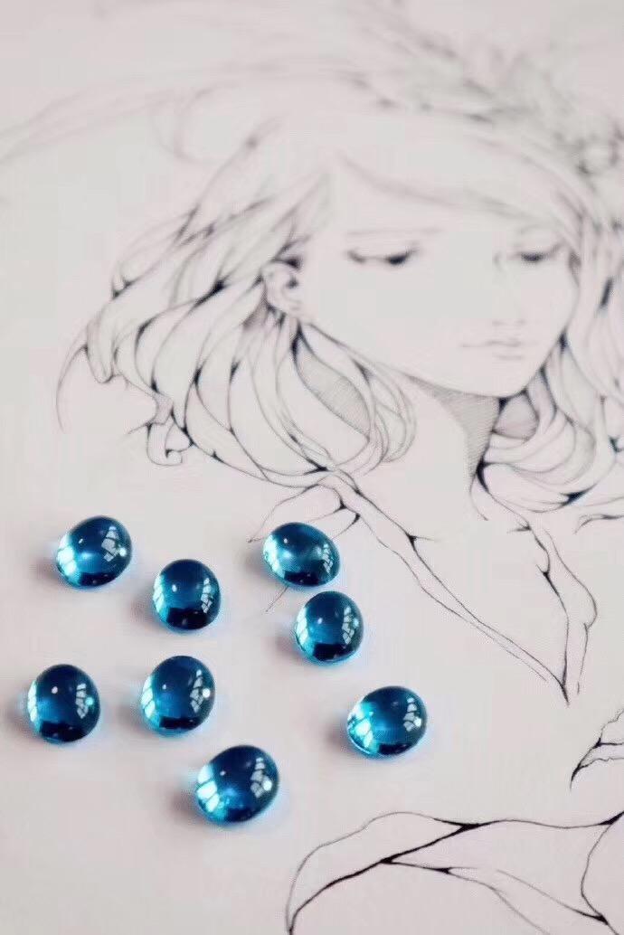 【菩心-托帕石】托帕石是一款抚慰的宝石。-菩心晶舍