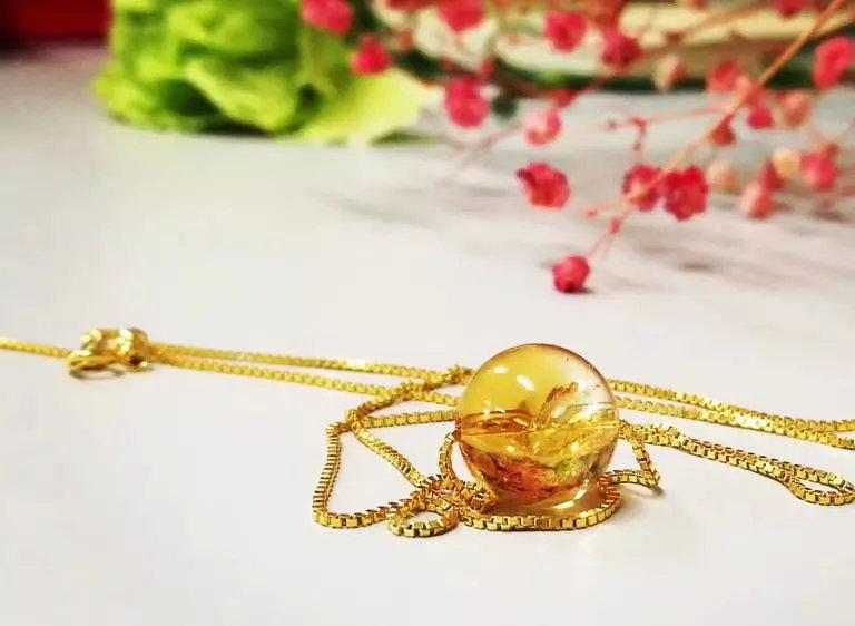 黄水晶代表哪些象征寓意和含义?-菩心晶舍
