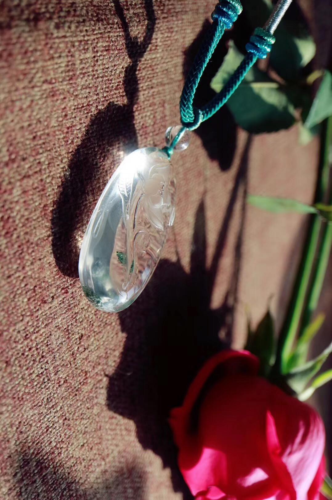 【菩心绿幽灵 | 静心莲】一世清莲伴红尘,一颗素心溢馨香-菩心晶舍