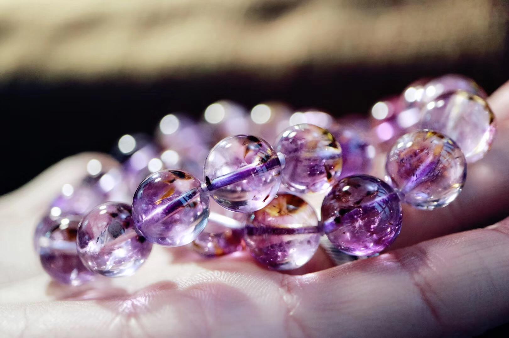 【紫钛晶】 逃不过你眼里的温柔~-菩心晶舍