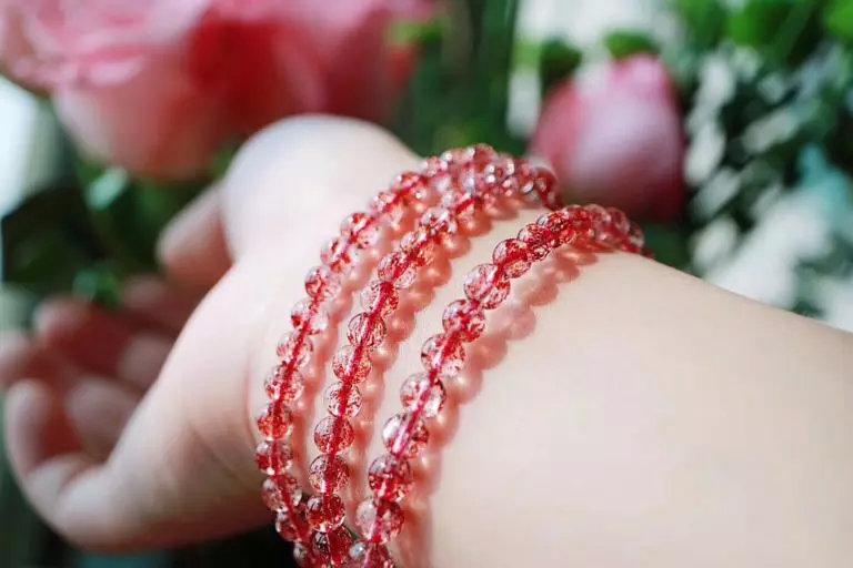 超七水晶和金草莓晶的关系,区别是什么?金草莓晶和超七灵性效果哪个好?-菩心晶舍