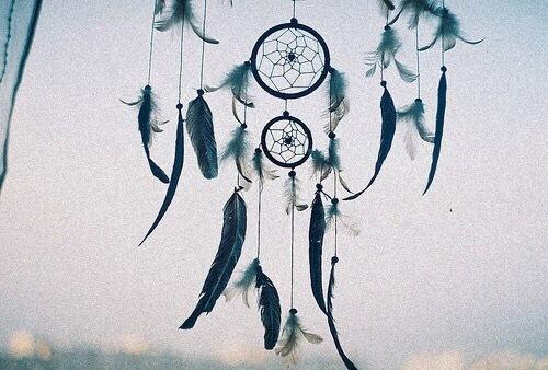【绿幽灵捕梦网 | 客定】留住好梦、祈求平安并带来好运-菩心晶舍