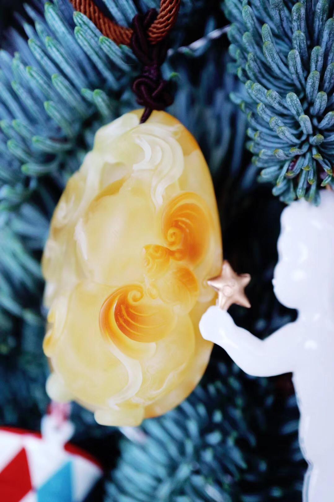 【菩心-葫芦(福在眼前)】愿新的一年,爱菩心的宝宝们,继续正能量满满-菩心晶舍