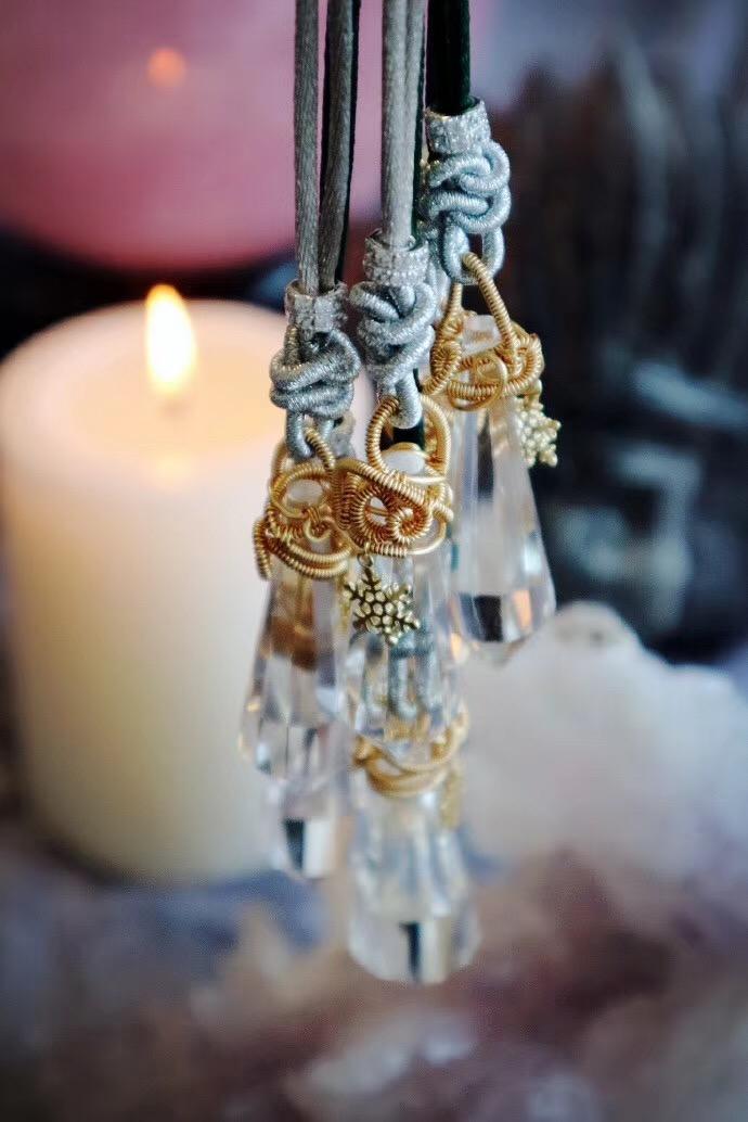 【灵摆】Pendulum,是一种古老的探测技术-菩心晶舍