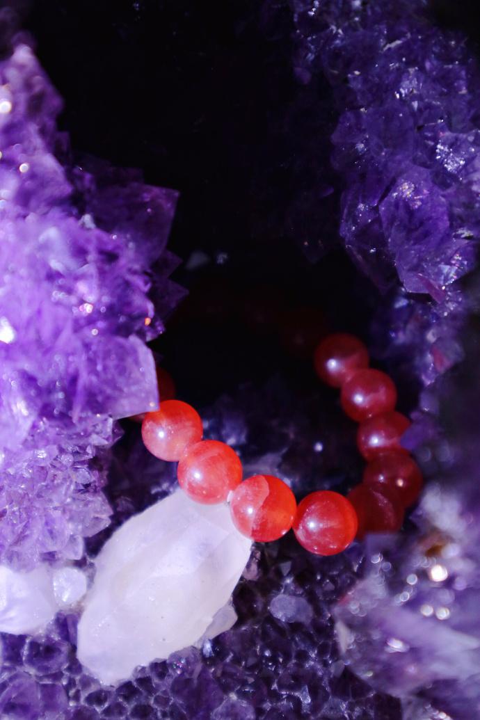 【超极特别的存在-紫晶洞】愿他给你带去满满的正能量!-菩心晶舍