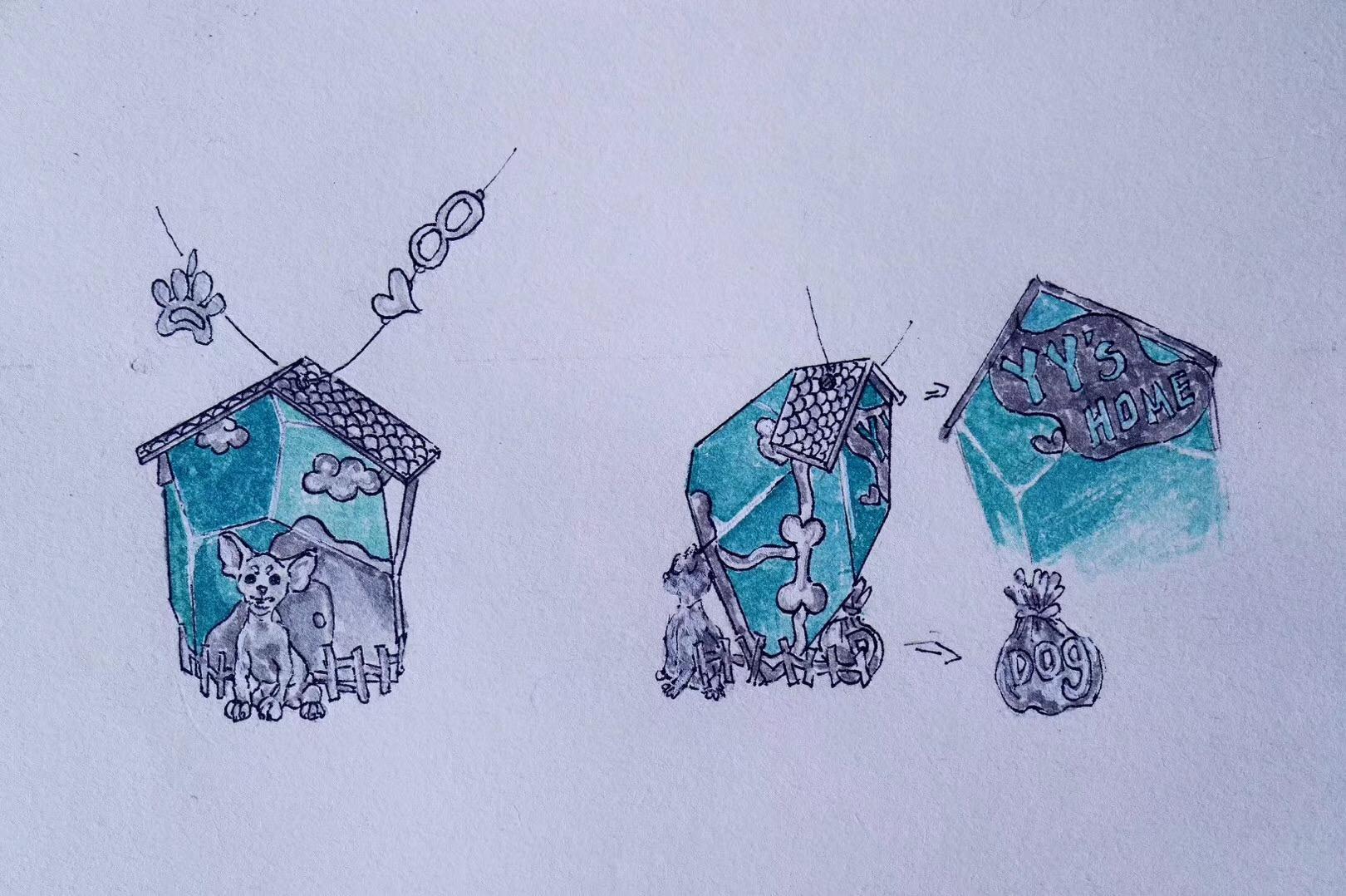 【菩心-胎毛守护石-客订】来自南非的萤石,是一种守护能力很强的水晶-菩心晶舍