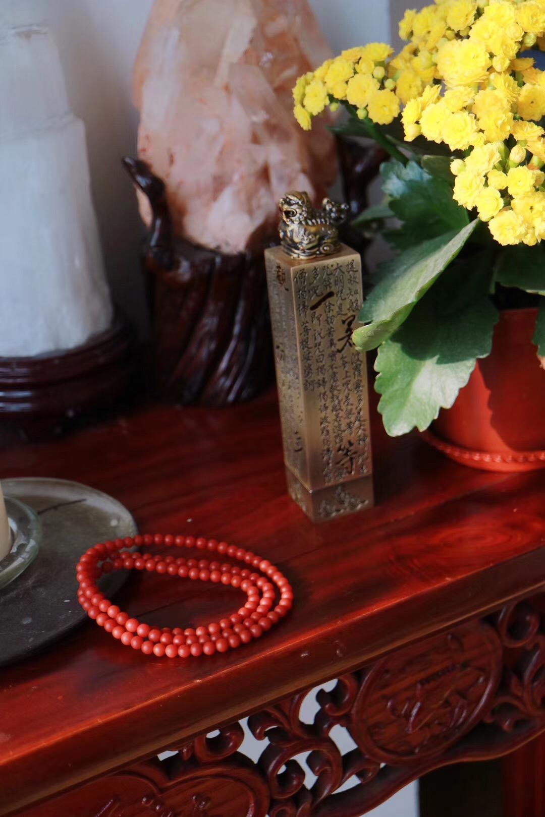 【菩心 | 保山南红】南红,有着独特魅力的红色-菩心晶舍