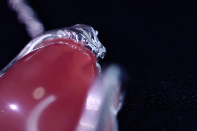 【红纹石|🐍链-客订】菩心坚持纯手工,只为让每一款从菩心发出的定制,都带着温度-菩心晶舍