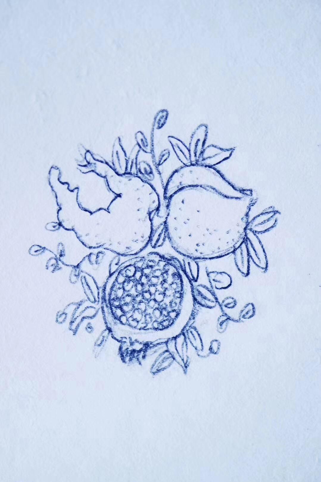 【菩心·胎毛设计】妈咪想要给属猴子滴小宝宝一生的守护和祝福-菩心晶舍