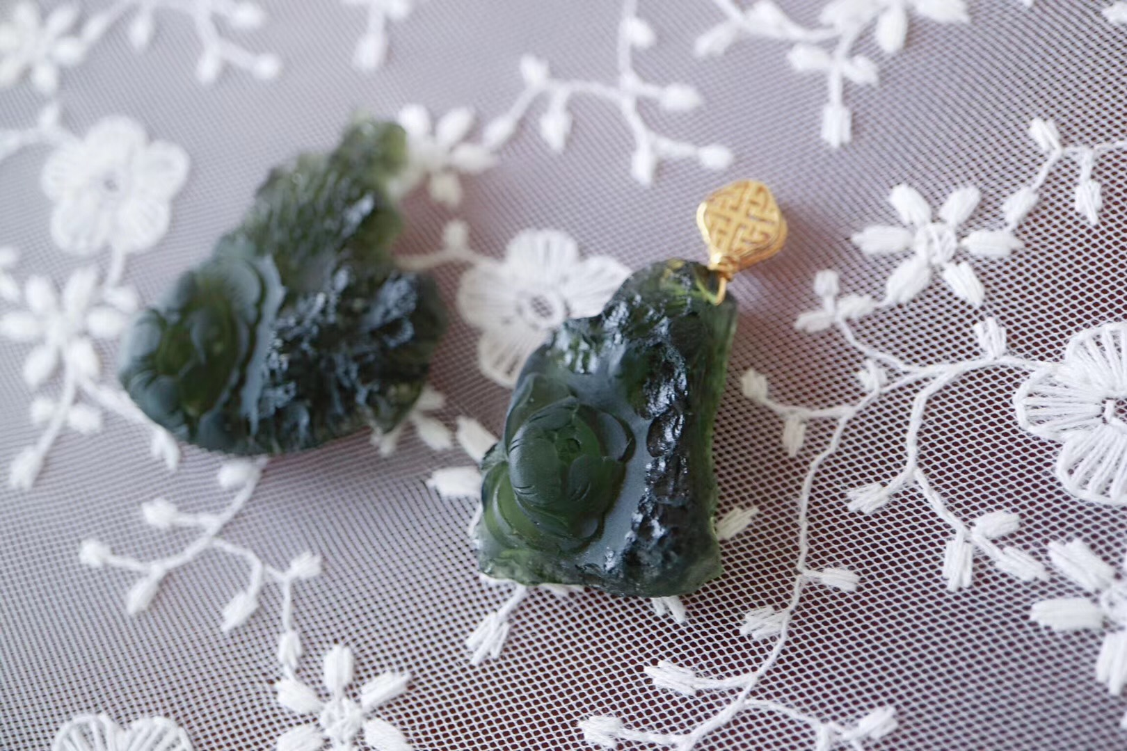 【菩心   捷克陨石】如花般绽放在光阴里-菩心晶舍