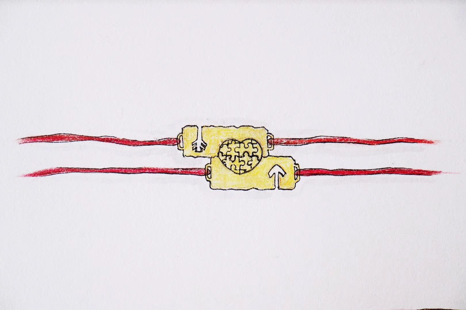 【菩心-红纹石】菩心的红纹石异常红透-菩心晶舍