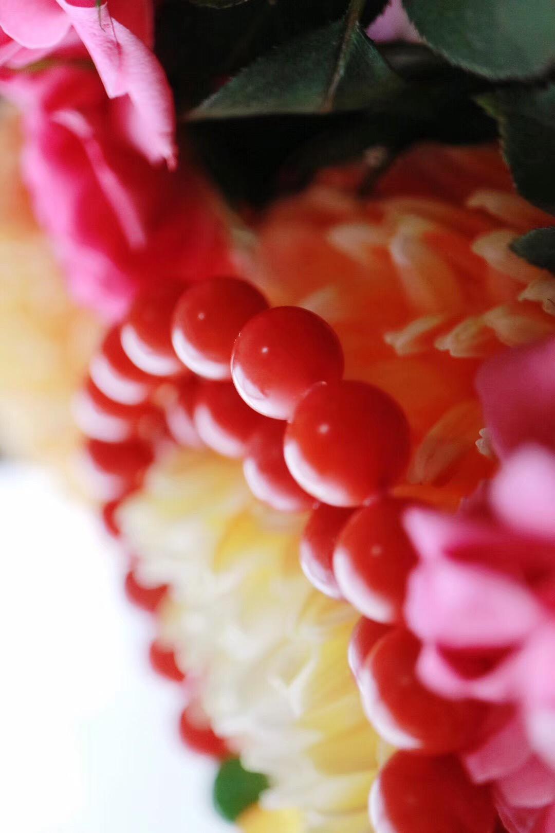 【菩心 | 保山南红】一方南红玉,自有一番风情在心头-菩心晶舍