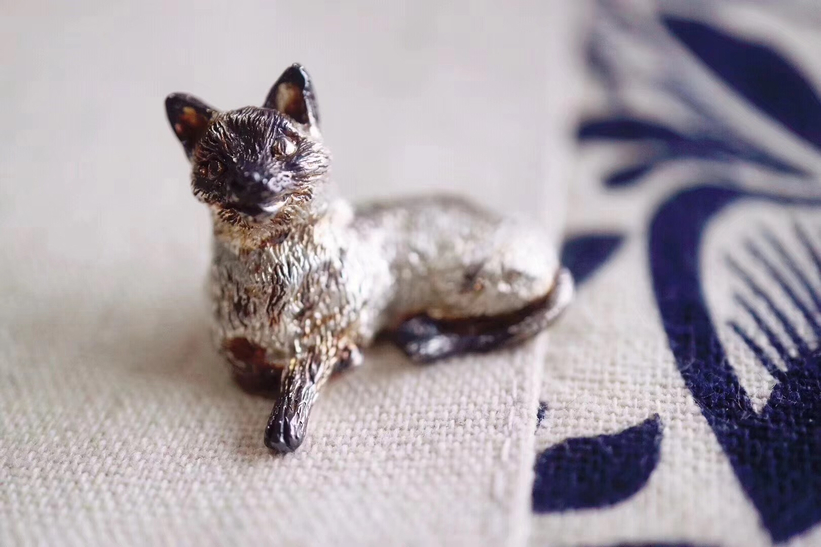【菩心-胎毛定制】今日份的幸福卡,为小猫咪而抽。-菩心晶舍