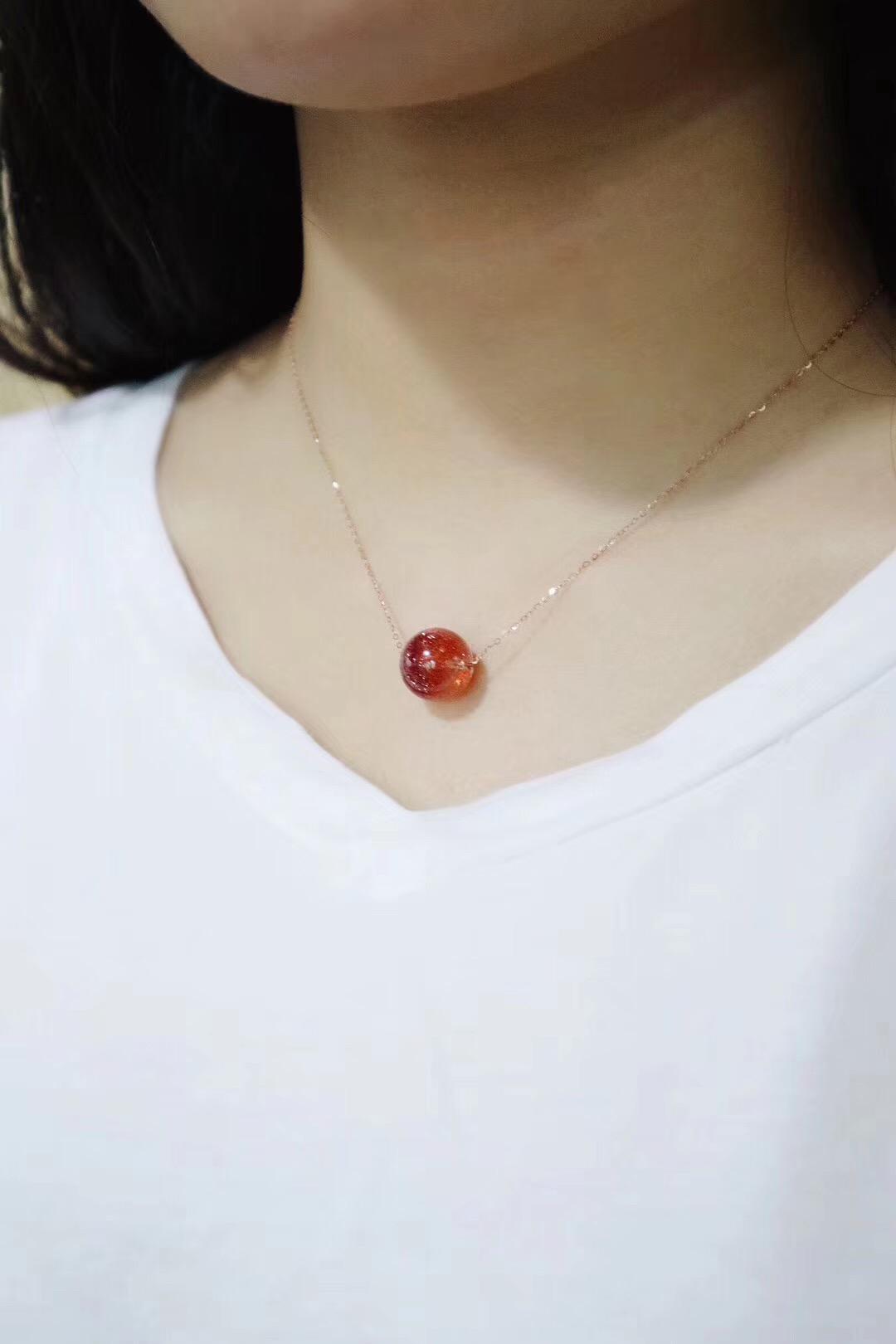 【金草莓晶】 任红尘喧嚣,我自岿然逍遥~~-菩心晶舍